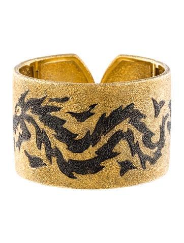 Alex Soldier Dragon Cuff
