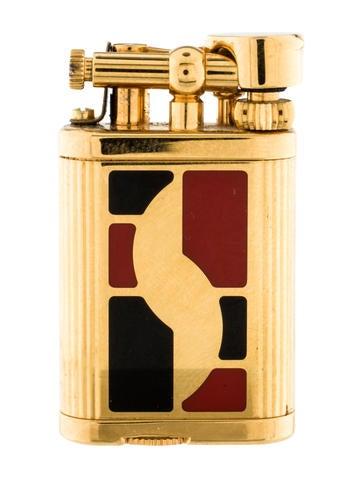 Alfred Dunhill Enamel Lighter