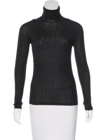 Agnona Cashmere Turtleneck Sweater None