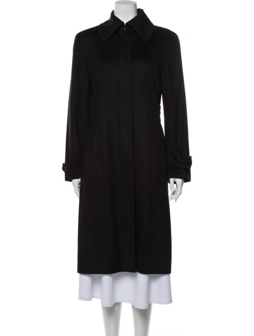 Agnona Coat Black