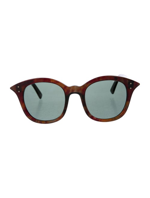 Ahlem Pigalle Round Sunglasses