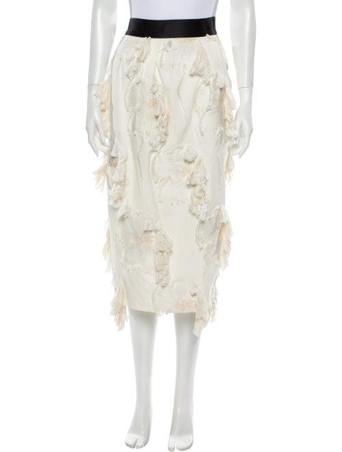 Akira Naka Midi Length Skirt