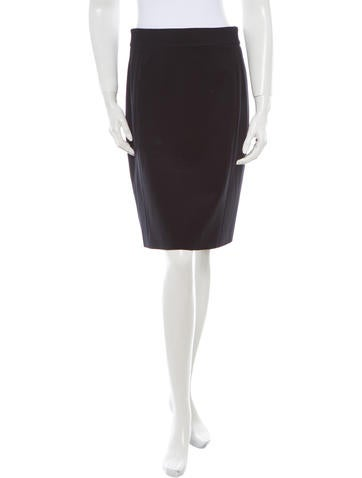 Akris Pencil Skirt