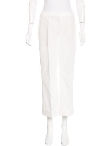 Akris Tailored Culotte Pants w/ Tags None
