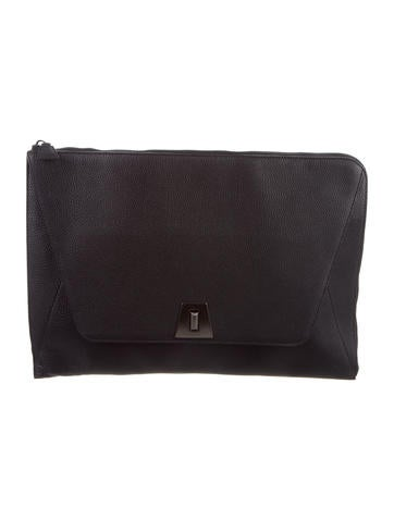 Akris Leather Laptop Case w/ Tags None