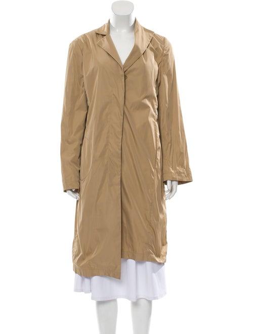 Akris Trench Coat Khaki