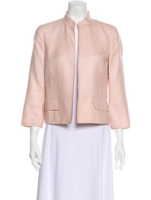 Akris Cashmere Jacket Pink
