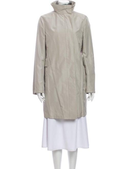 Akris Wool Coat Wool