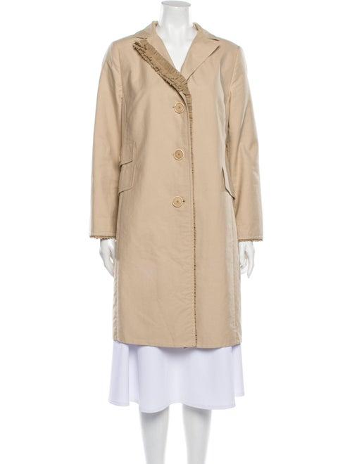 Akris Trench Coat