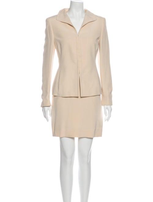 Akris Silk Skirt Set