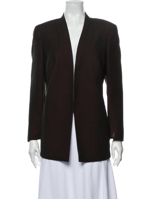 Akris Wool Blazer Wool