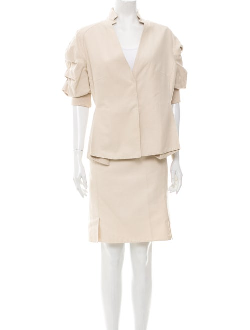 Akris Skirt Set