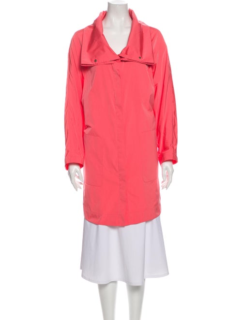 Akris Trench Coat Pink