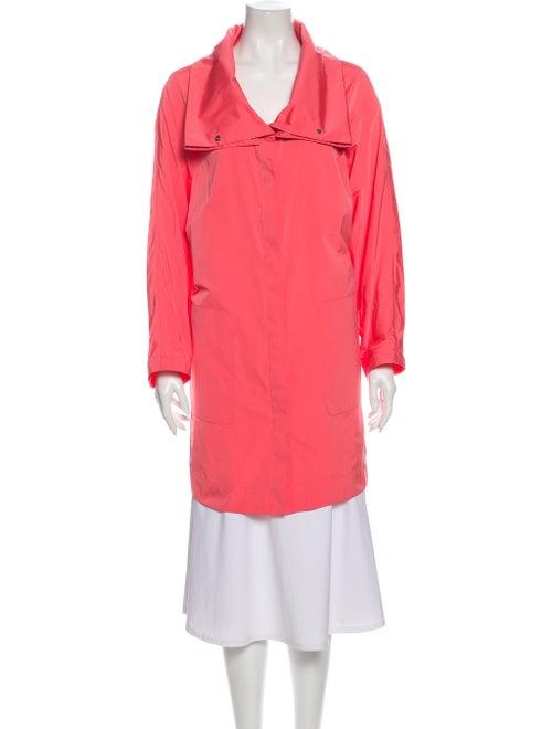 Akris Trench Coat Pink - image 1