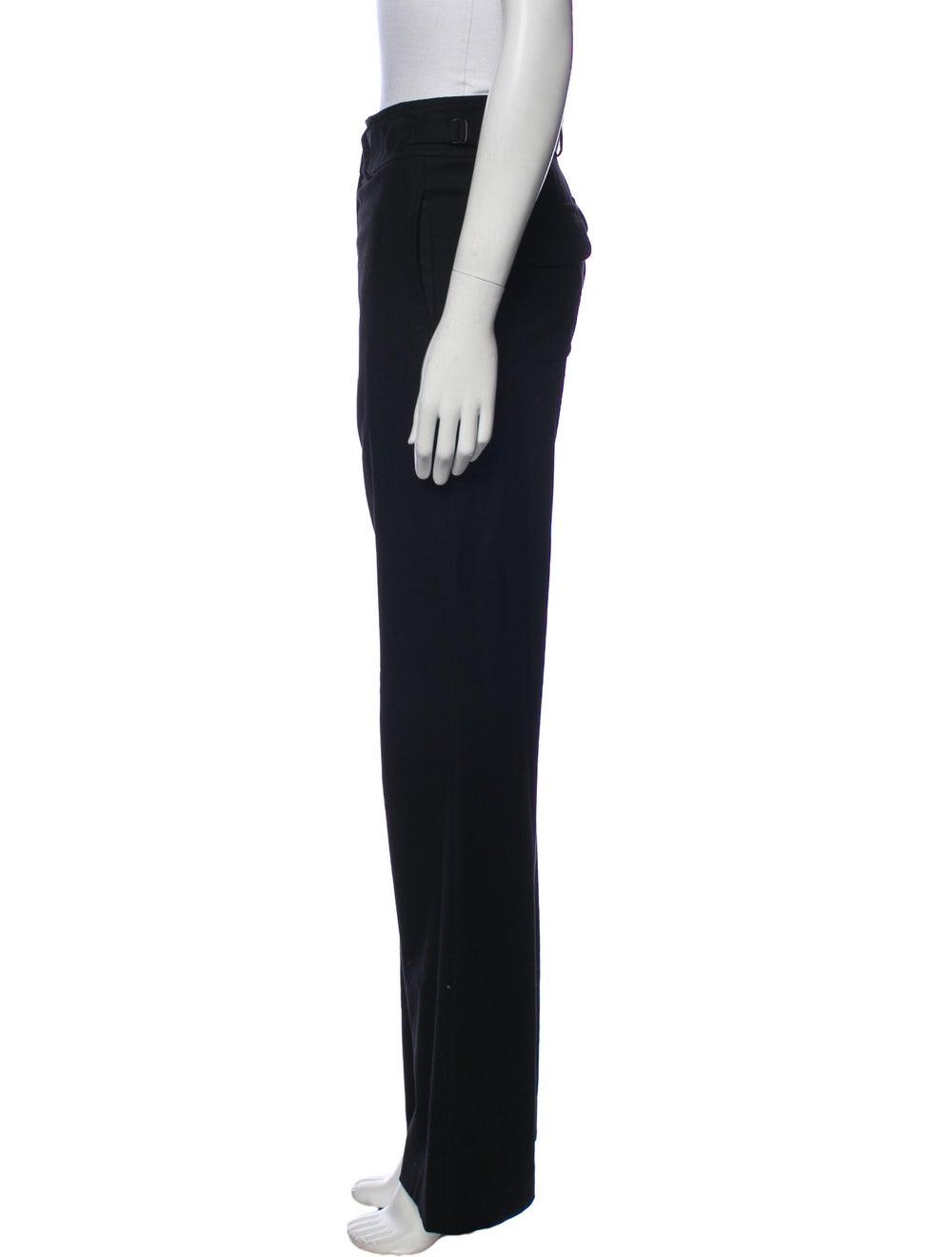 Akris Wide Leg Pants Black - image 2