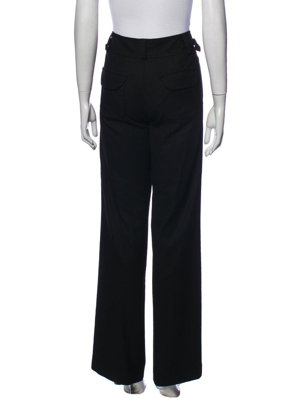 Akris Wide Leg Pants Black - image 3