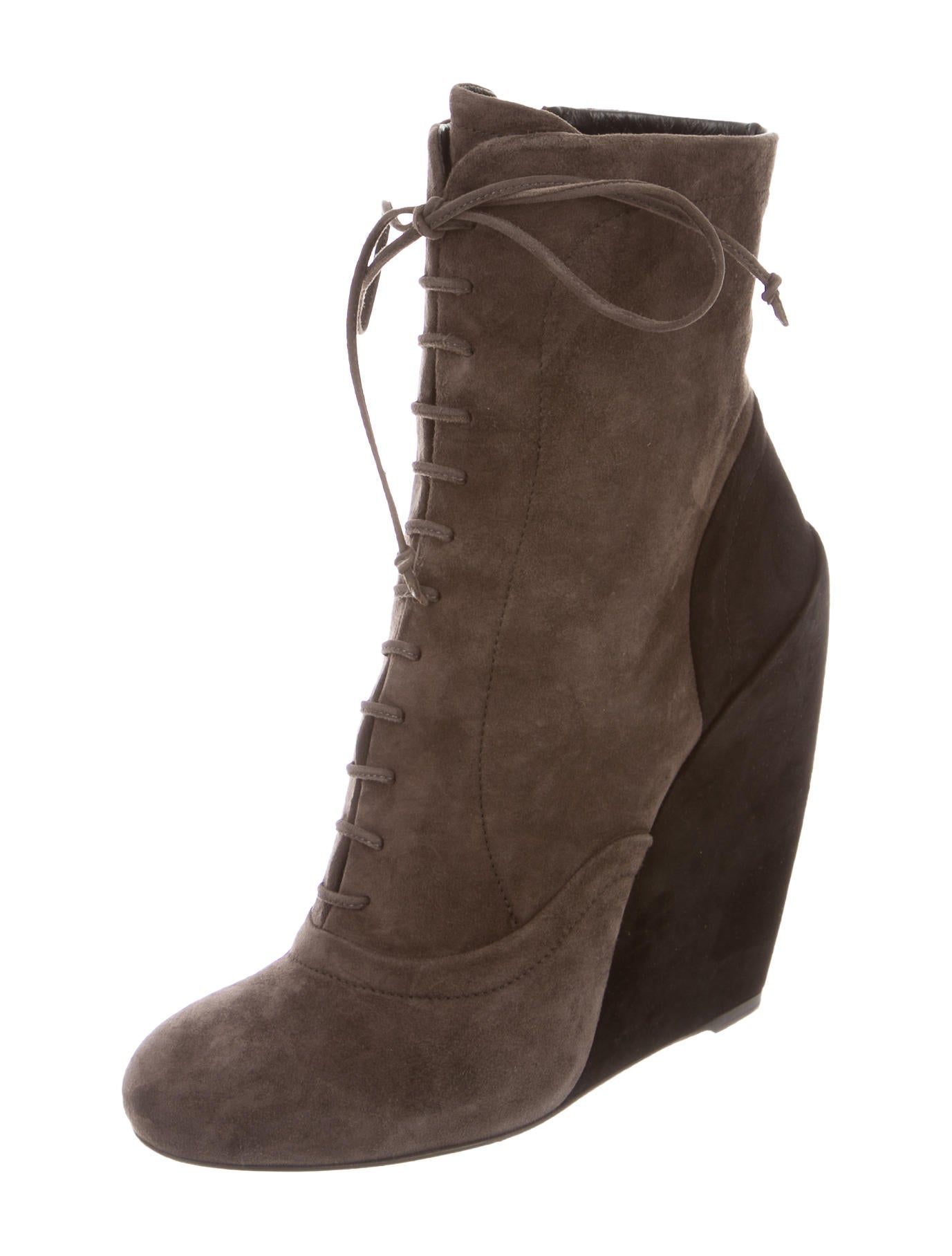 ala 239 a suede lace up ankle boots shoes al226300 the