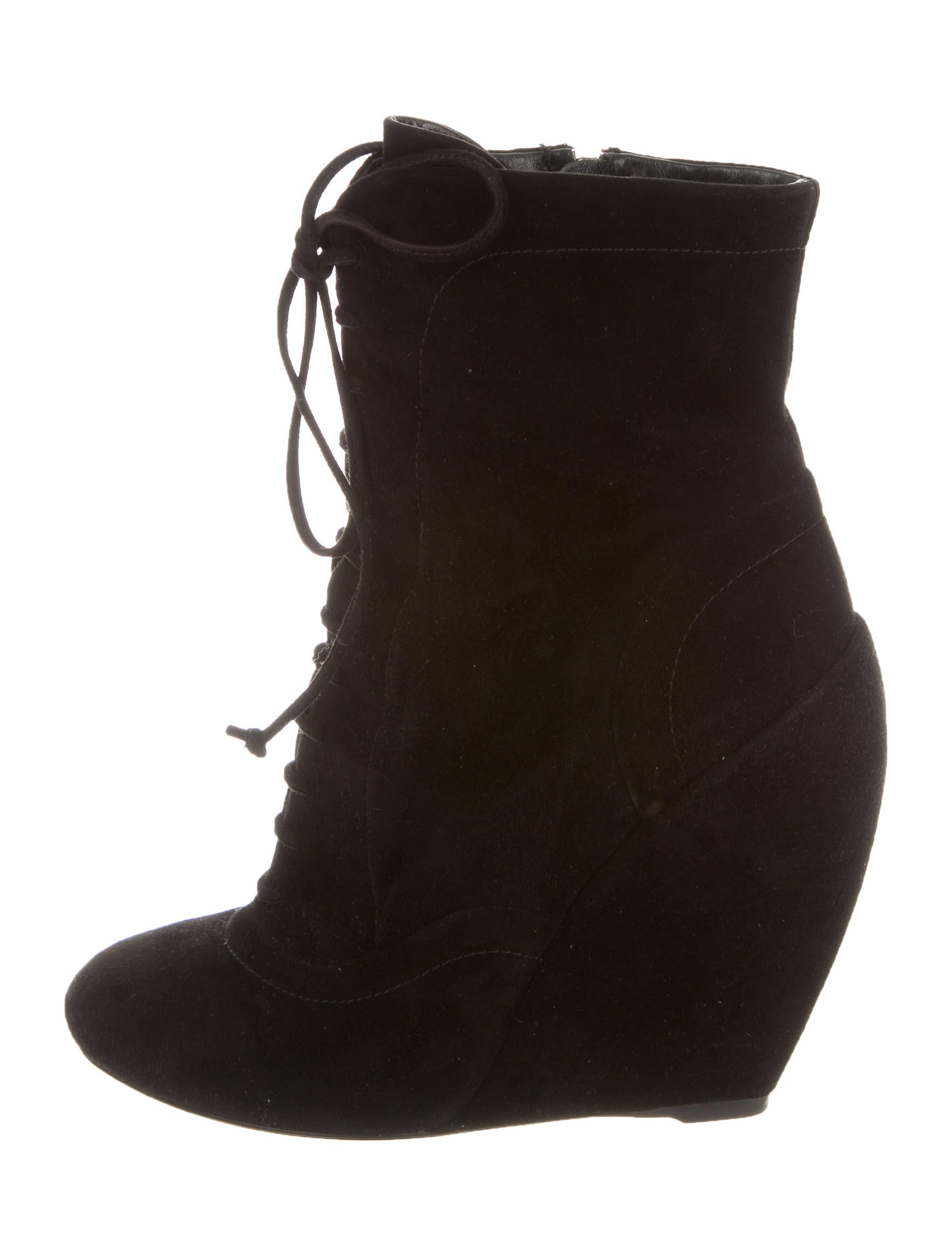 ala 239 a suede lace up ankle boots shoes al229341 the
