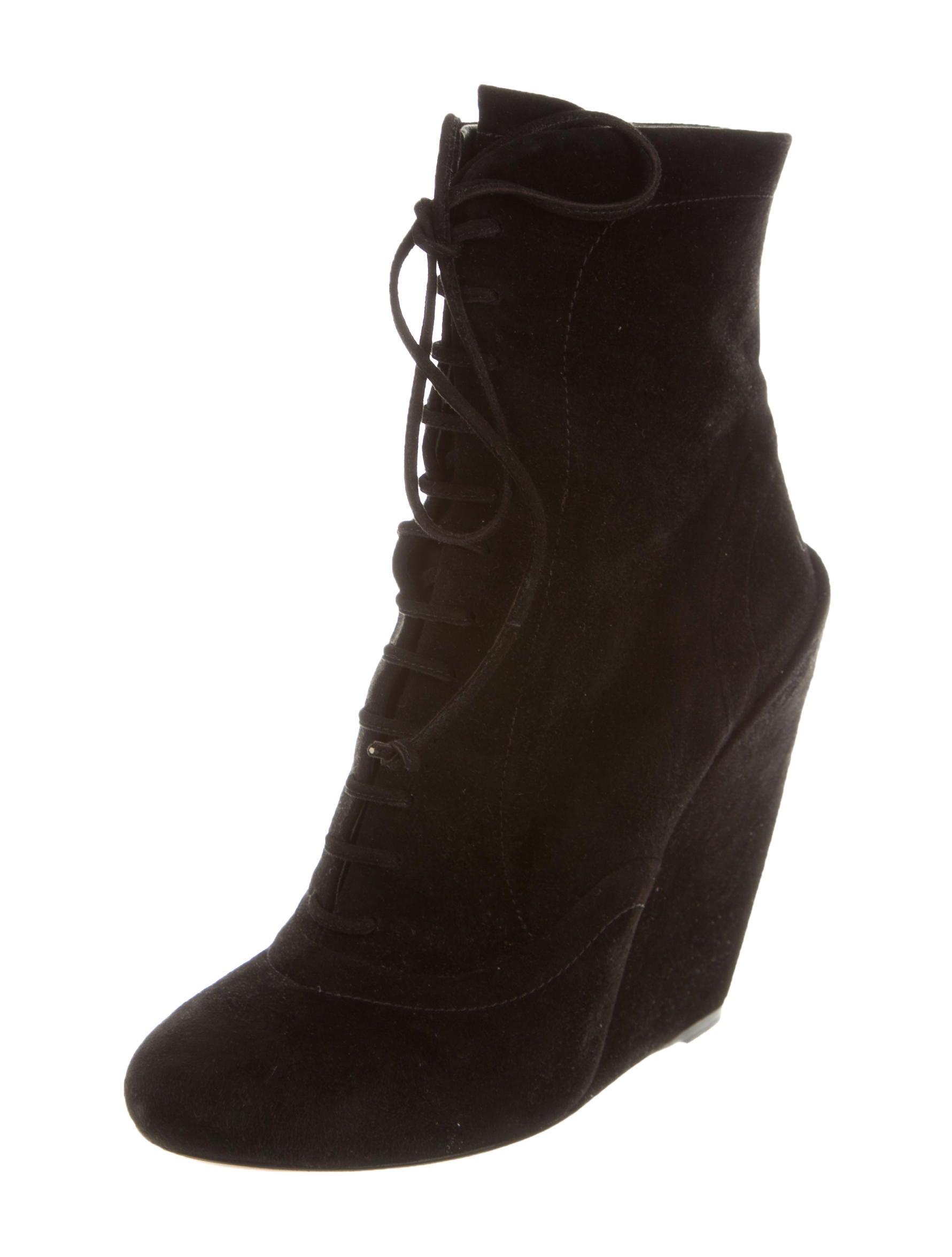 ala 239 a suede lace up ankle boots shoes al229341 the