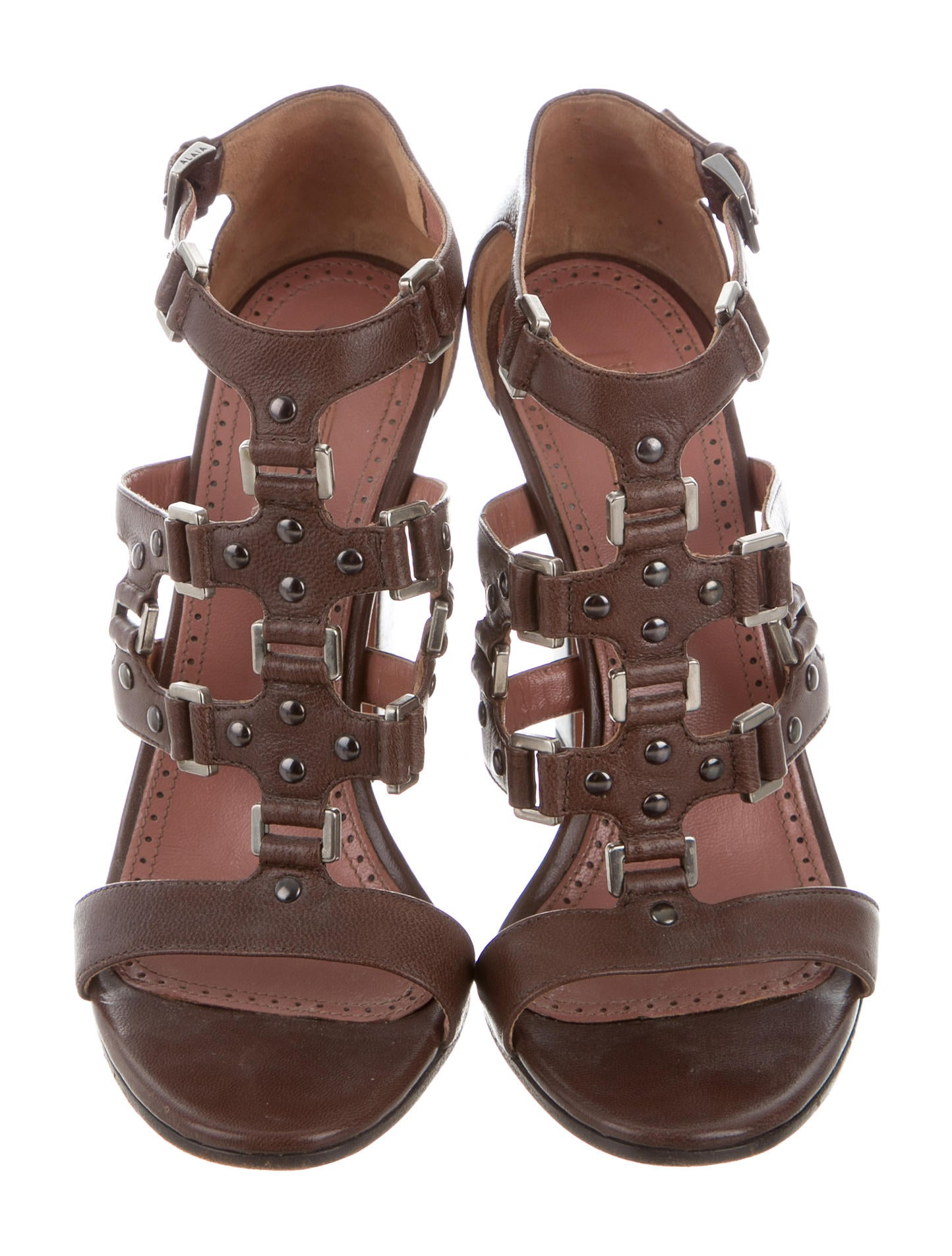 Womens Leather Born Sandals ~ Leather Sandals