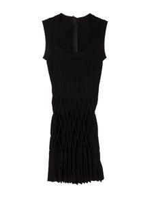 94ab8e95df1 Alaïa. Structured Knit Mini Dress. Size  S