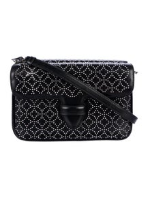 7e60a93dc3df9c Alaïa. Arabesque Stud Crossbody