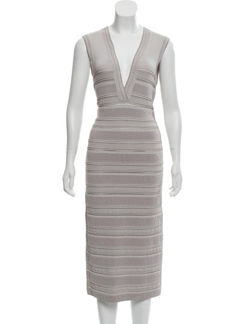Alaïa Sleeveless Sheath Dress