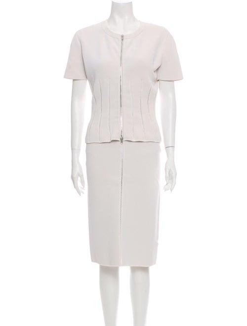 Alaïa Skirt Set