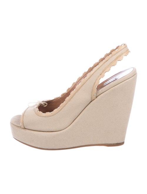 Alaïa Slingback Sandals