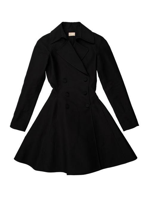 Alaïa Coat Black