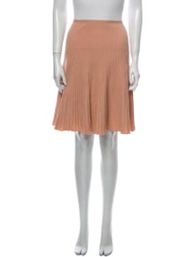 Alaïa Knee-Length Skirt
