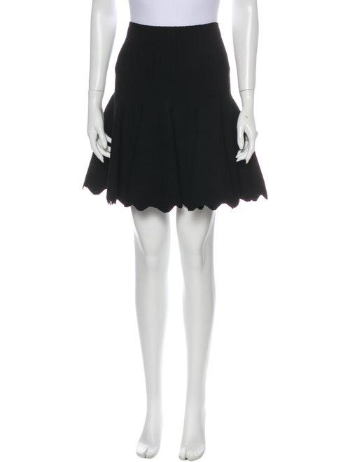 Alaïa Mini Skirt Black
