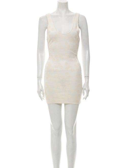 Alaïa Vintage Mini Dress
