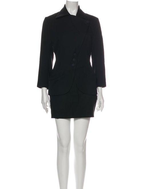 Alaïa Skirt Suit Black