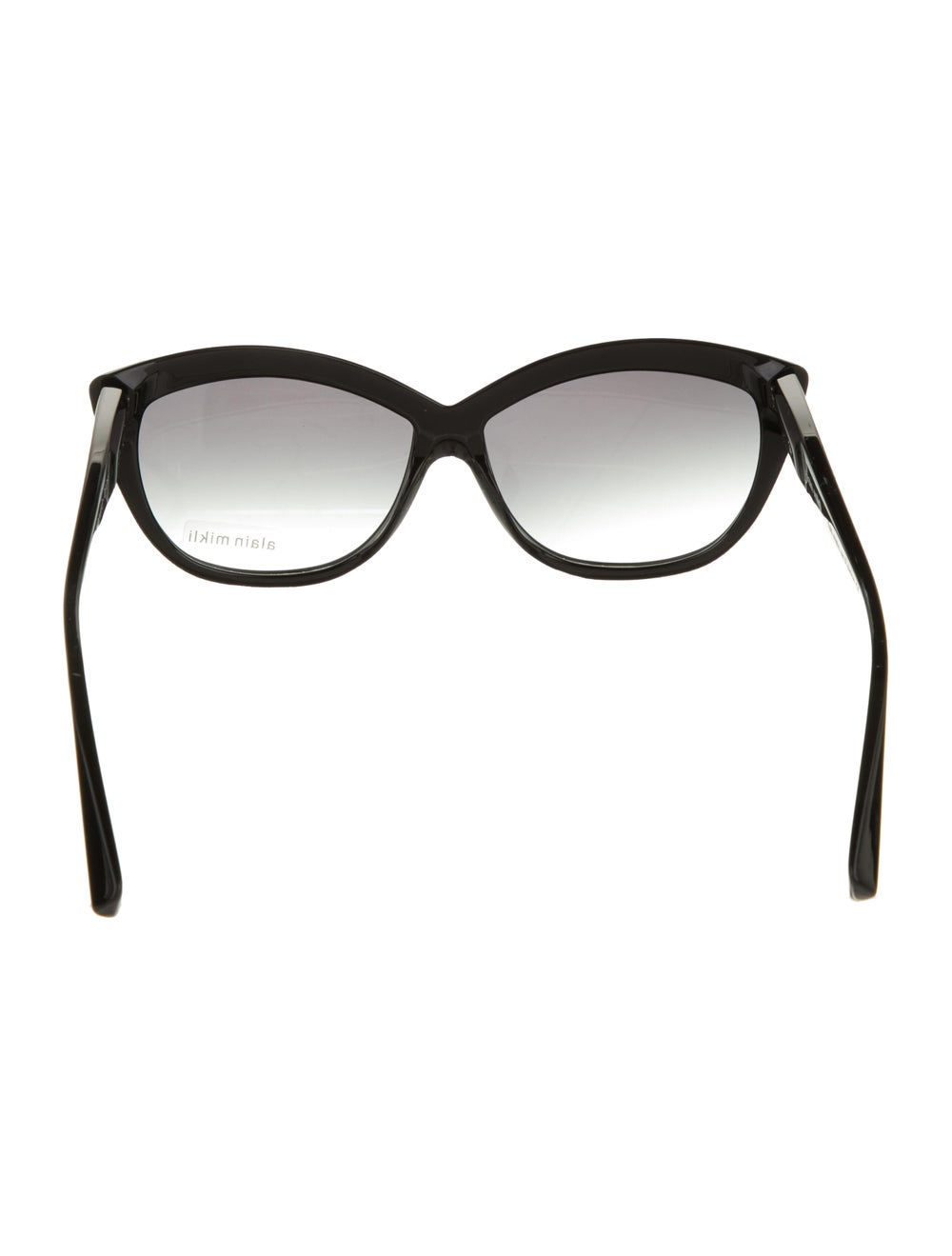 Alain Mikli Cat-Eye Tinted Sunglasses Black - image 3
