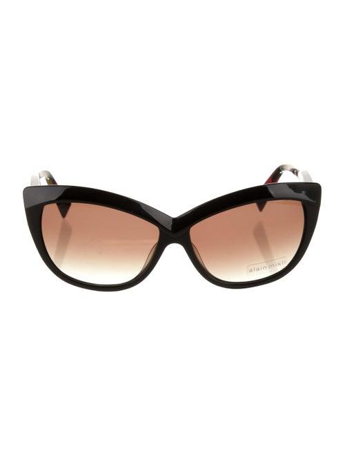 Alain Mikli Cat-Eye Tinted Sunglasses Black - image 1