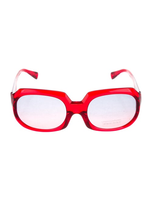 Alain Mikli Cat 2 Sunglasses Red