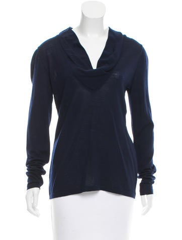 Alberta Ferretti Wool Lightweight Sweater None