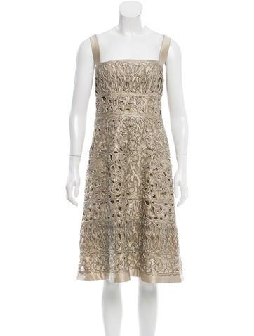 Alberta Ferretti Embellished Evening Dress None