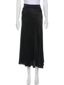 Alberta Ferretti 2019 Midi Length Skirt