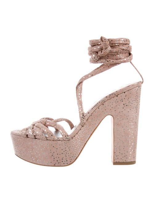 4a7f2845c03 Alchimia Di Ballin 2018 Tara Platform Sandals - Shoes - ALCDB20178 ...