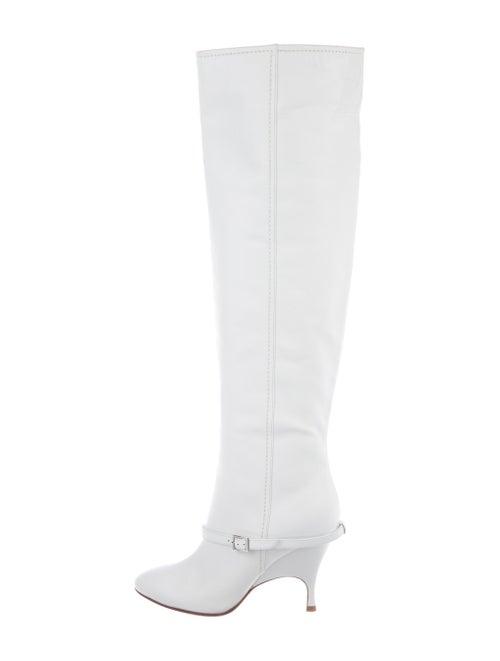 Alchimia Di Ballin Leather Boots White