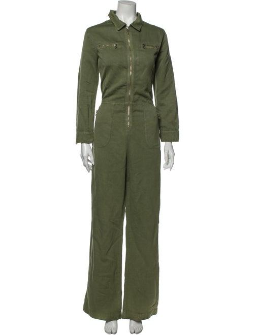 Alexachung Jumpsuit Green