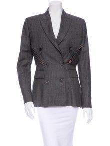Alexander McQueen Wool Jacket