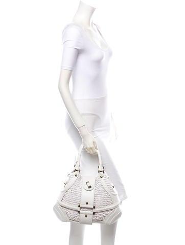 Woven Handle Bag