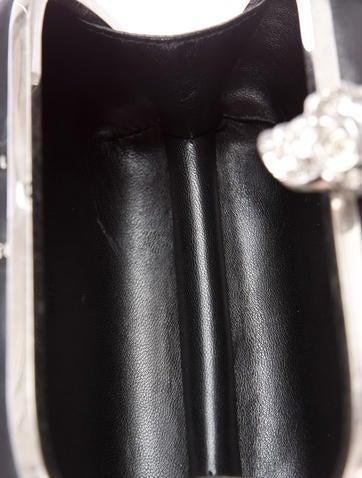 Zip Box Clutch