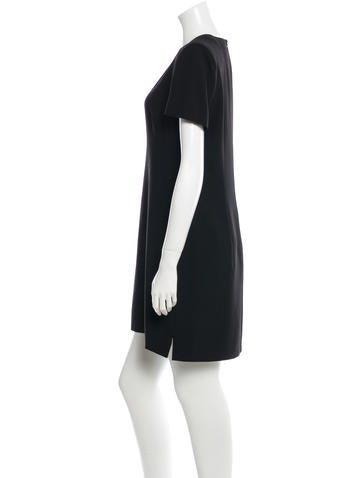 Short Sleeve Shift Dress w/ Tags