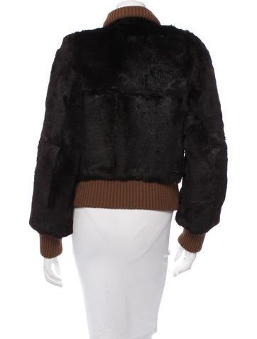 Reversible Sheared Mink Jacket