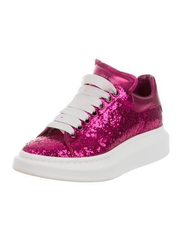 2017 Glitter Low-Top Sneakers