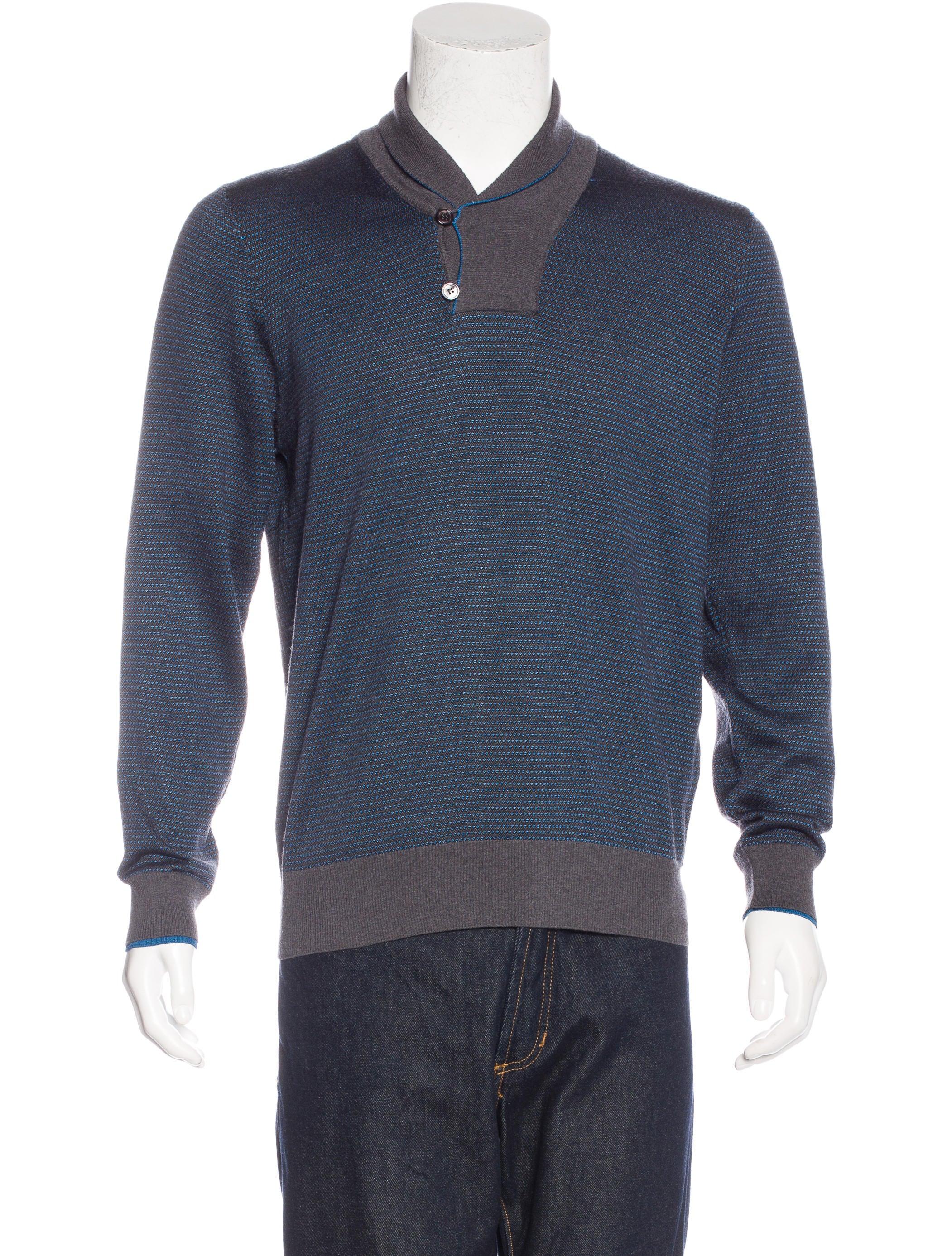 Wool Silk Sweater 40